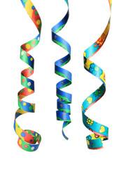Luftschlangen