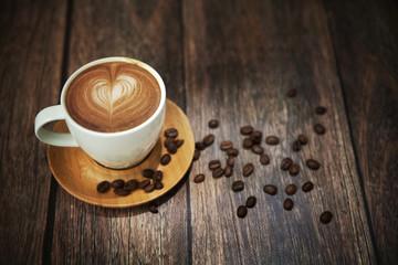 Obraz Great shoot of coffee cup - fototapety do salonu