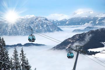 berge skilift