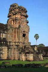 Une tour d'Angkor Wat