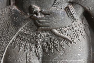 Ceinture d'une danseuse d'Angkor wat