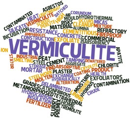 Word cloud for Vermiculite