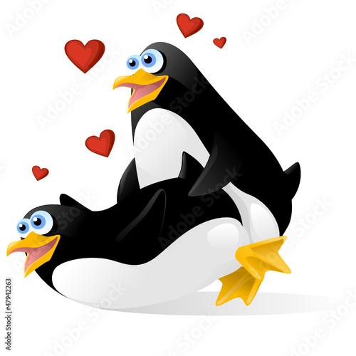pinguini kamasutra im genes de archivo y vectores libres de derechos en imagen. Black Bedroom Furniture Sets. Home Design Ideas