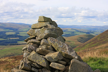 cairn in Scotland