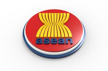 Asean Economic Community, AEC logo