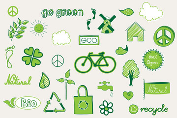 green doodle