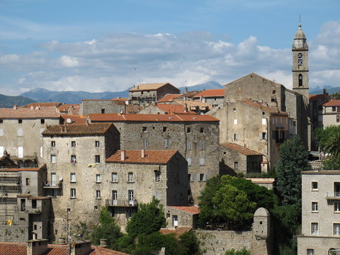 Sartene, Korsika, Frankreich