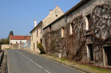 France, the village of Sagy in Val d Oise