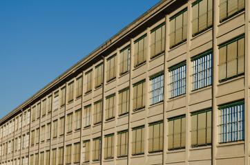 Architettura industriale di inizio '900