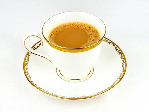 Cup of Chai Tea Latte