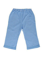 Children's striped pants