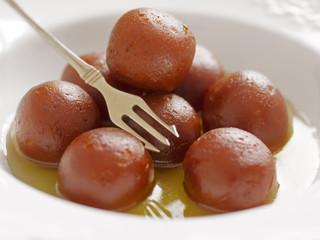 indian dessert gulab jamun