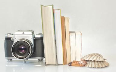 Zestaw wakacyny apart i książka