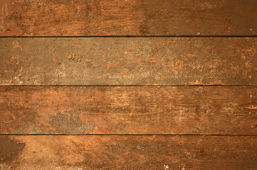 Grunge background of old wood boards