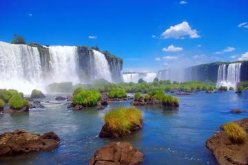 Iguacu Falls, Brazil Wall mural