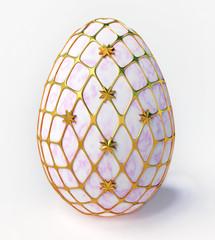 Easter - marble egg