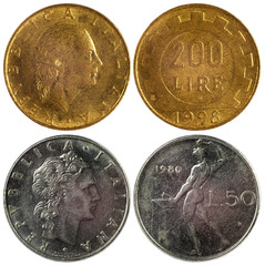 rare coins of italy