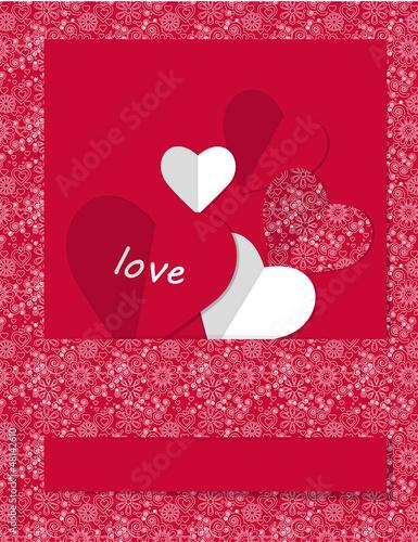 brynlee photo valentine's cards  72156