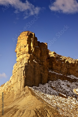 Wall mural Monument Stone