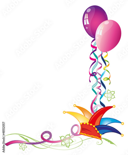 luftballons karneval fasching rosenmontag stockfotos und lizenzfreie vektoren auf fotolia. Black Bedroom Furniture Sets. Home Design Ideas