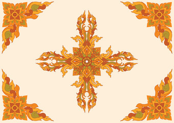 Thai Pattern27