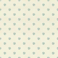 football polka dot seamless pattern