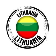 timbre Lituanie