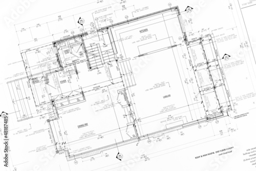 Architectural Drawings Stock Photo And Royalty Free Images On