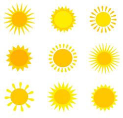 Suns illustration