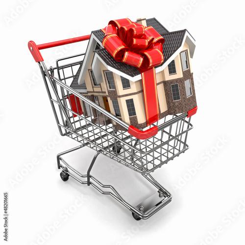 Для частного дома подарок 6