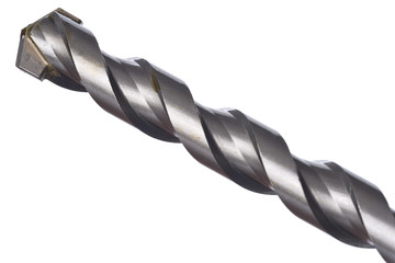 isolated 22 mm drill bit