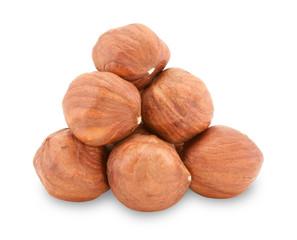 Handful of nuts.