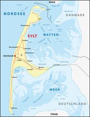 Sylt Wattenmeer