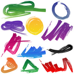 Design elements in color