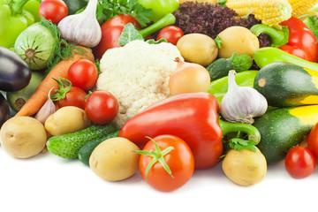 Healthy Eating / Fresh Vegetables