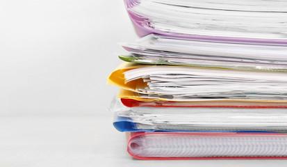 Many files