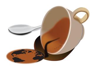 tazzina del caffè