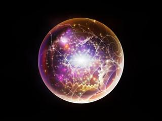 Elements of Fractal Sphere
