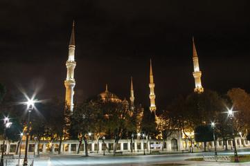 Sultanahmed Camii, Istambul, Turkey