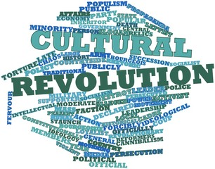 Word cloud for Cultural Revolution