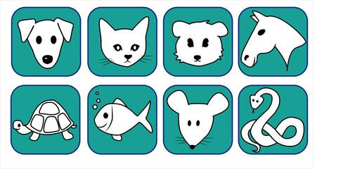 Tier-Icons erweitert