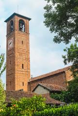 Mirazzano, old village
