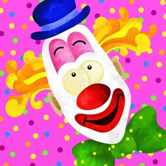 clown fantasia