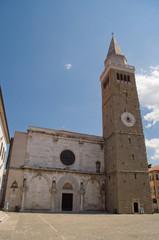 Wall Mural - Kathedrale Mariä Himmelfahrt - Koper - Slowenien
