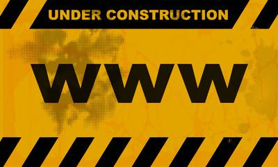 www - under construction