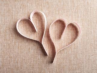 valentine's paper heart , valentine's day , day valentine