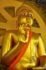 Golden Buddhas Image