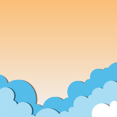 cloud background.eps10