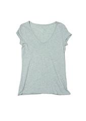 Nice female T-shirt isolated on white background