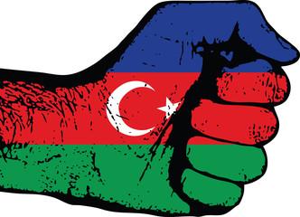 azerbaijan fist